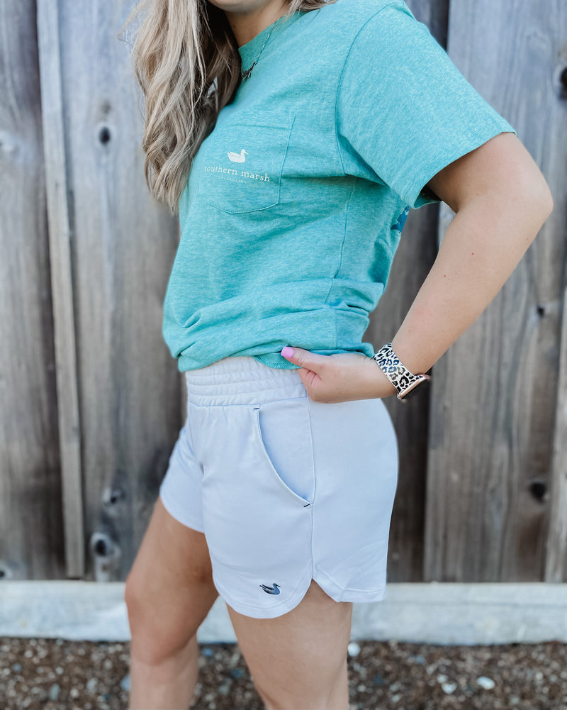 Claire Sandwash Short By Southern Marsh