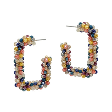 In the Now Beaded Earring