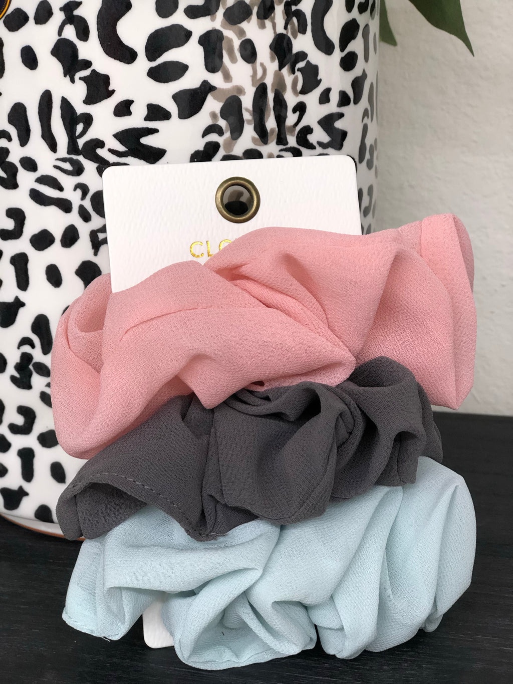 Scrunchie Pack MINT