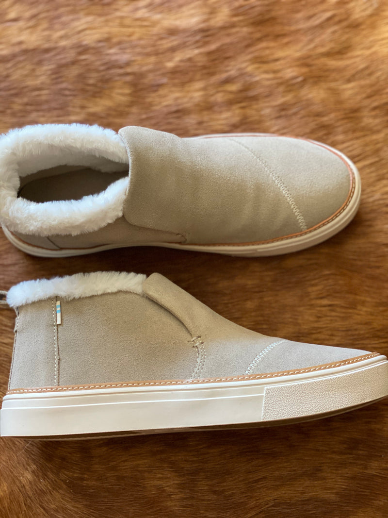 The Paxton Slip On Shoe By TOMS COBBLESTONE