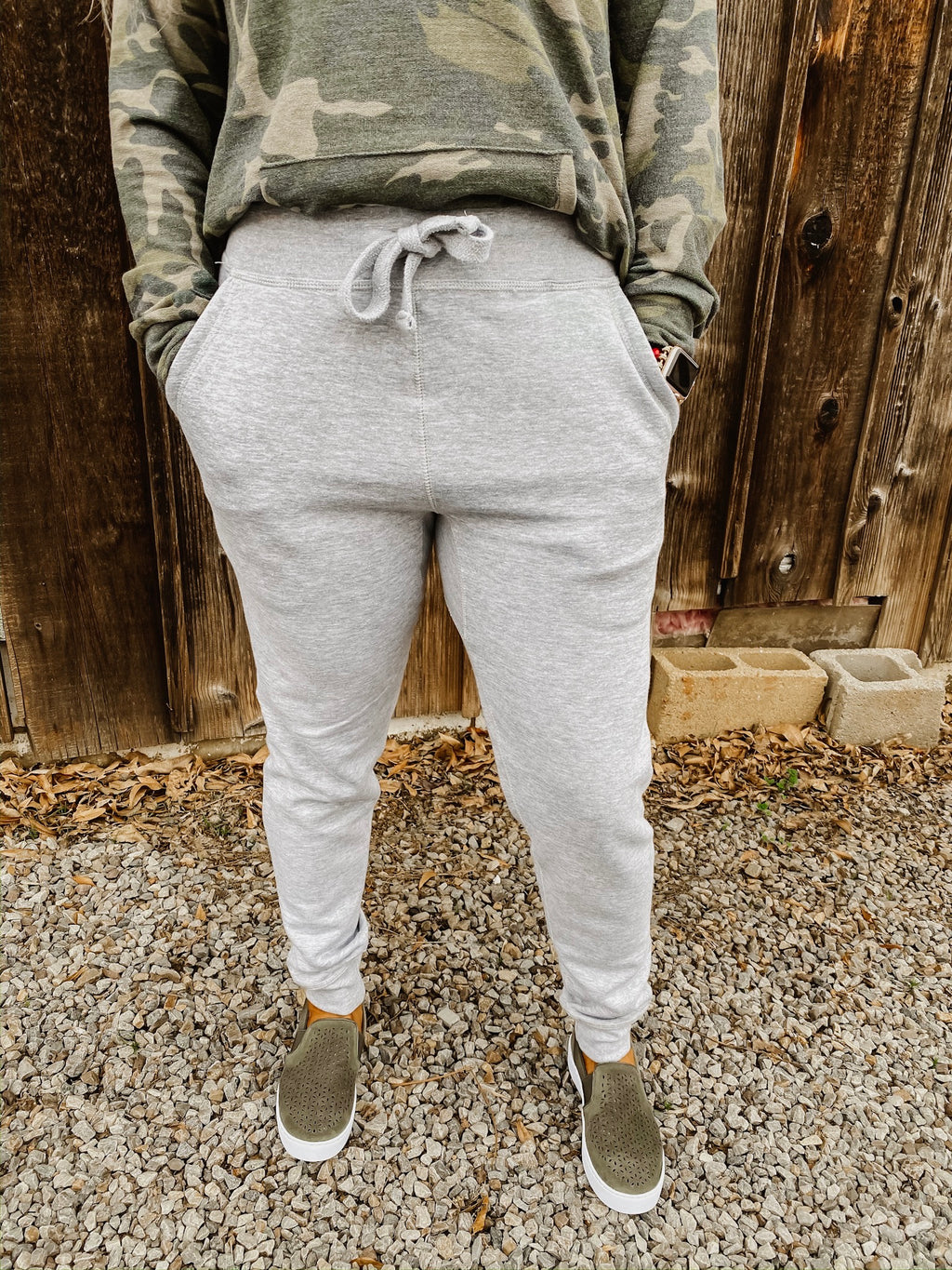 The Grey Joggers