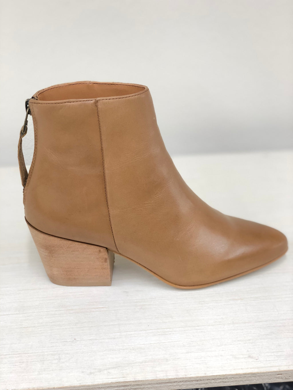 Croft Leather Bootie by Matisse