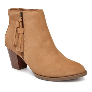 Vionic Madeline Suede Boot