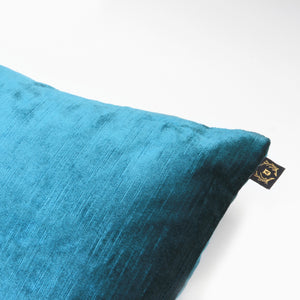 Teal Polished Velvet