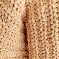 EUNICE Ultra Soft Sweater - Clay-Sweater-Moda Me Couture