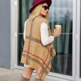 Fuzzy So Soft Vest-Jackets & Coats-Moda Me Couture