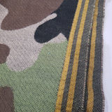 Camo Print Oversized Scarf Wrap-Accessories-Moda Me Couture