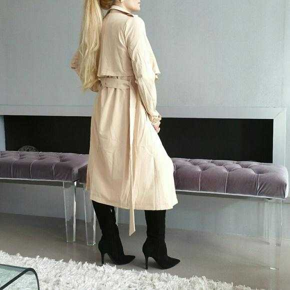 CHIC and TIMELESS TRENCH COAT - MODA ME COUTURE