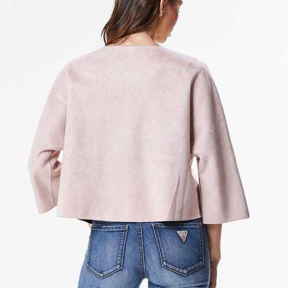 DUSTY PINK STATEMENT JACKET - MODA ME COUTURE