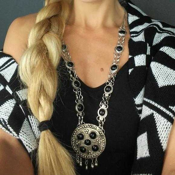 Boho Beauty Necklace | MODA ME COUTURE