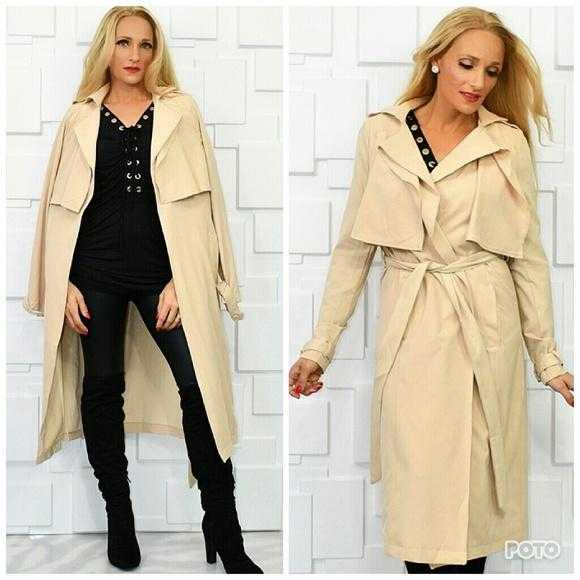 CHIC and TIMELESS TRENCH COAT | MODA ME COUTURE
