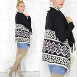 Get Your Cozy On Cardigan-Sweater-Moda Me Couture