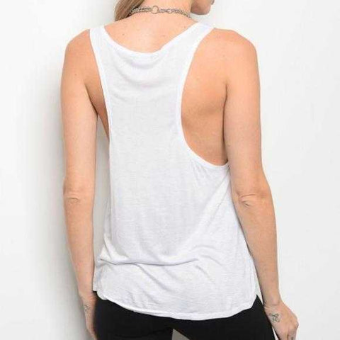 BE A MERMAID TANK TOP - MODA ME COUTURE