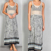 Boho Beauty Maxi Dress-Dress-Moda Me Couture