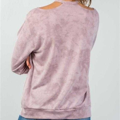 Blush Acis Wash Pullover