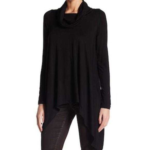 Joy Han black Tunic top