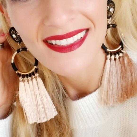 Stunning Statement Earrings-Jewelry-Moda Me Couture