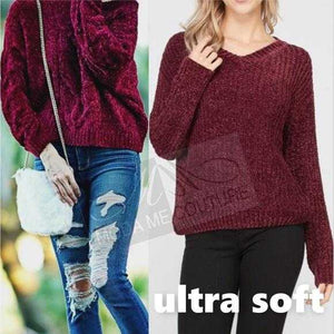 ULTRA SOFT SWEATER