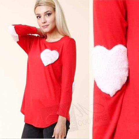 AMORETTE All You Need Is Love Top