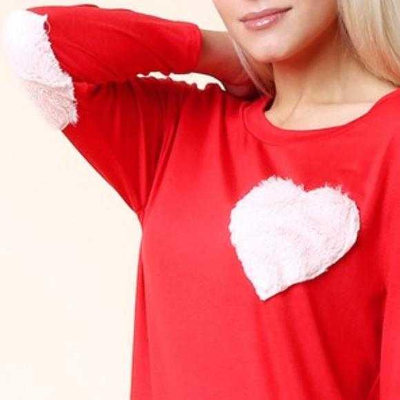 Amorette All You Need Is Love Top | MODA ME COUTURE
