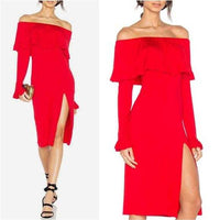 Love is in the Air Midi Dress-Dress-Moda Me Couture