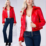 RUBY Moto Jacket | MODA ME COUTURE