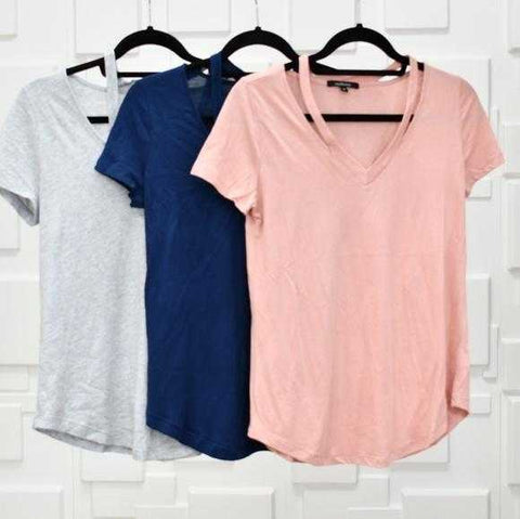 Basic T-Shirt Blue