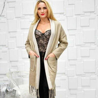 Timeless & Classy Cardigan-Sweater-Moda Me Couture