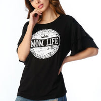 Mom Life Top-Tops-Moda Me Couture