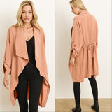Klarissa Lightweight Duster-Jackets & Coats-Moda Me Couture