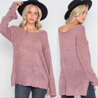 Amy Causal Pink Top-Tops-Moda Me Couture