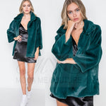 Kelly Emerald Green Coat