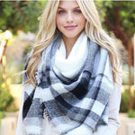 Classic Oversized Blanket Scarf