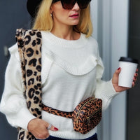 Steph - Cream Sweater-Sweater-Moda Me Couture