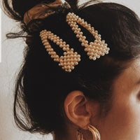 Hair Clips 2 Pcs Set-Accessories-Moda Me Couture