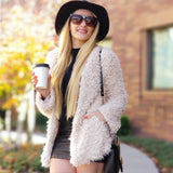 LANA Faux Fur Coat-Jackets & Coats-Moda Me Couture