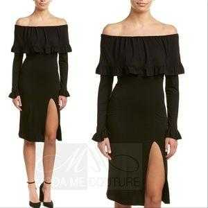 Little Black Dress-Dress-Moda Me Couture