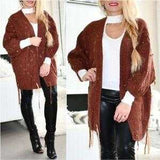 Annabelle Ribbon Cardigan-Sweater-Moda Me Couture