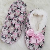 Plush Puppy Slippers House Shoes-Shoes-Moda Me Couture