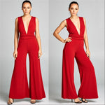 STELLA Red Jumpsuit