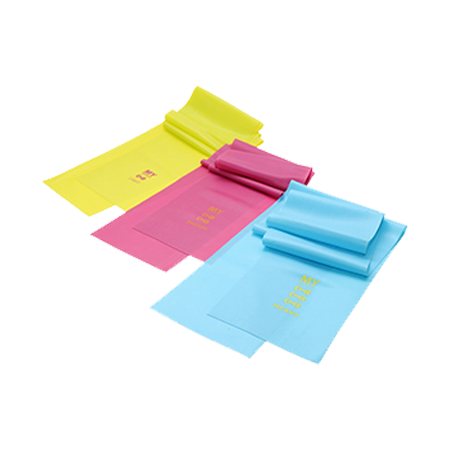 SET OF 3 RESISTANCE BANDS