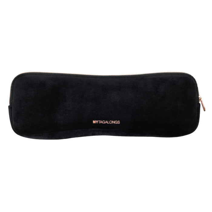 HAIR TOOLS CADDY - VIXEN BLACK (velour finish)