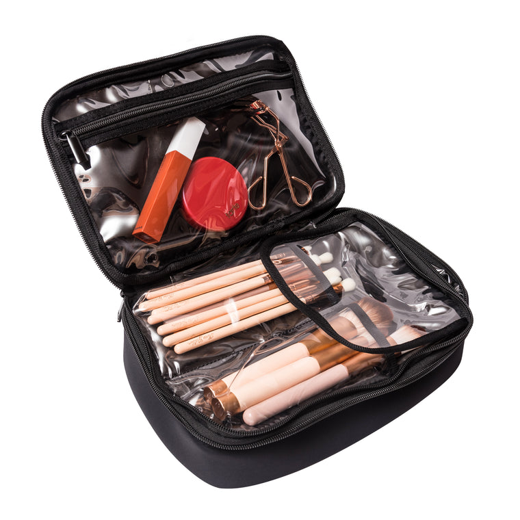 DELUXE BEAUTY ORGANIZER - EVERLEIGH ONYX
