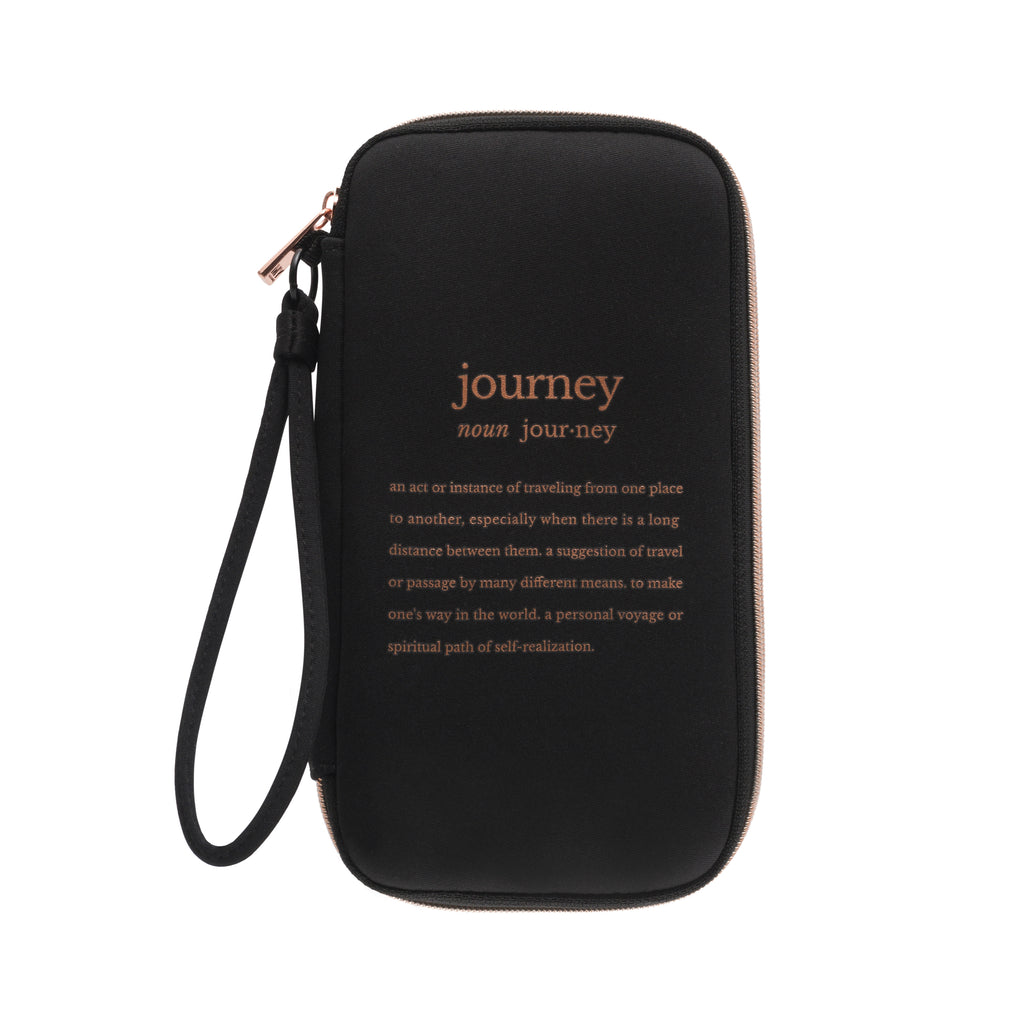 TRAVEL DOCUMENT CADDY - DEFINITIONS JOURNEY