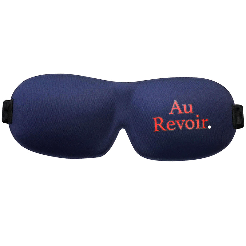 EYE MASK - AU REVOIR NAVY