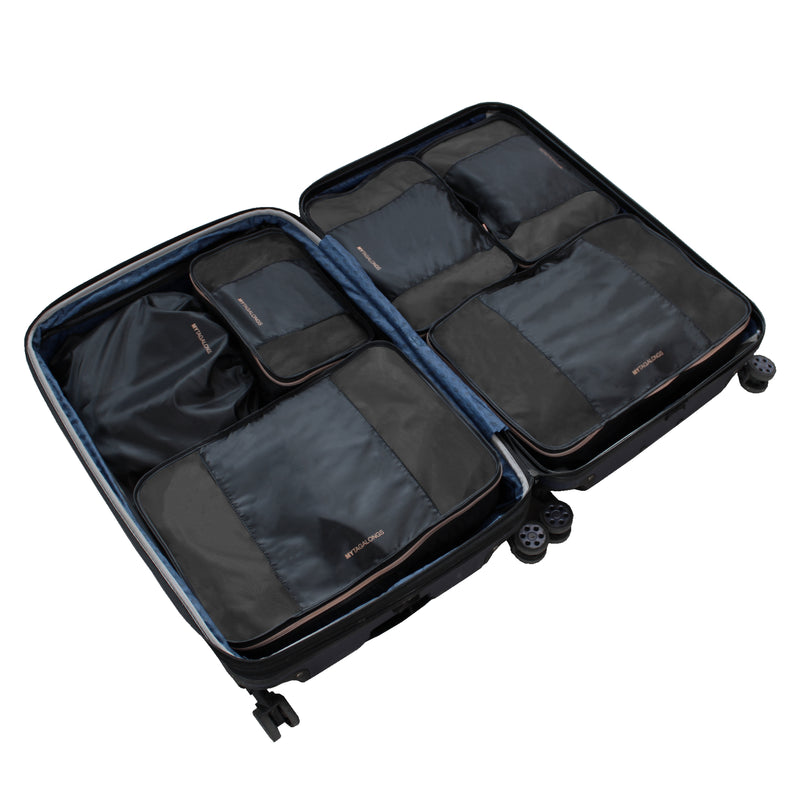 LONG HAUL PACKING SET - BLACK