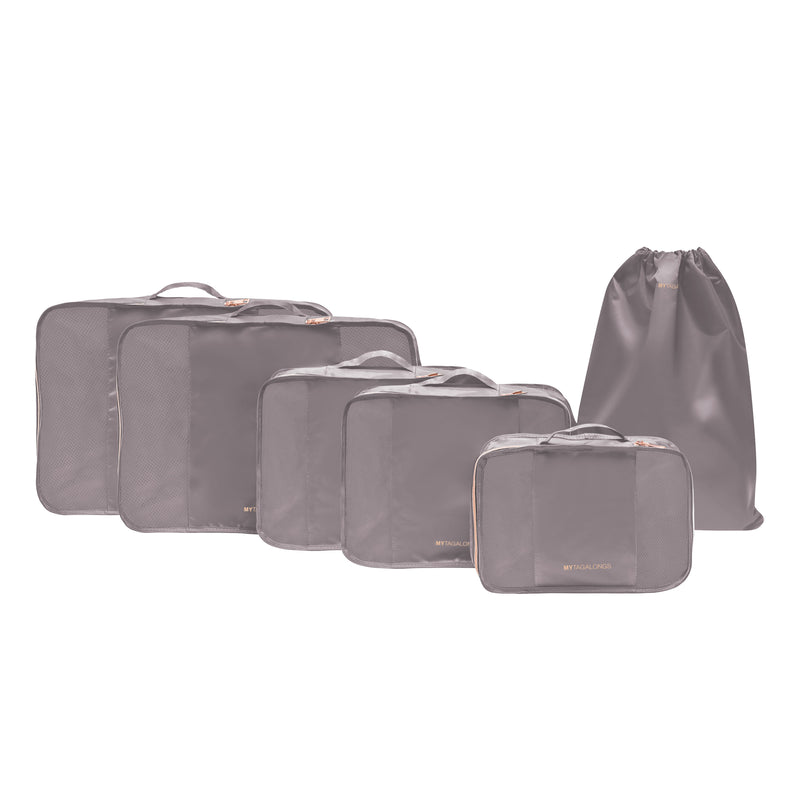 LONG HAUL PACKING SET - DUSTY LILAC
