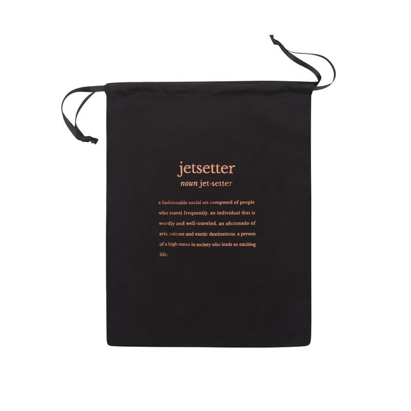 DEFINITIONS SET OF 3 DRAWSTRING BAGS