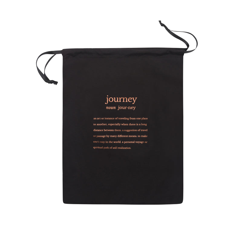 SET OF 3 DRAWSTRING BAGS - DEFINITIONS