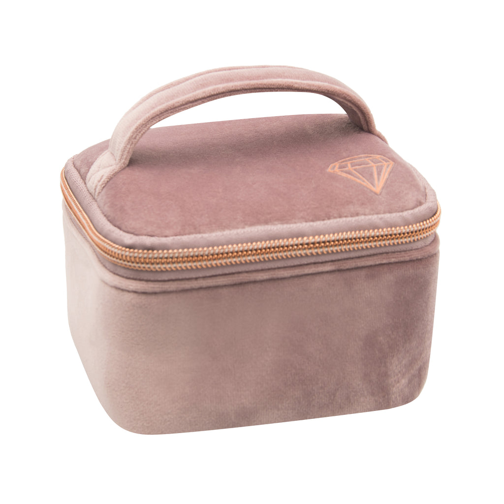 JEWELRY ORGANIZER - VIXEN DUSTY LILAC (velvet finish)